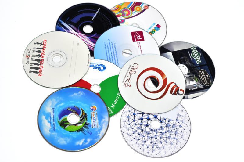Накатка на диск в картинках